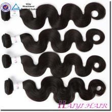 Camboyano pelo sin procesar del pelo natural del pelo del enredo del pelo virginal libre Remy Hair 10A