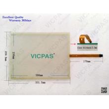 Réparation de vitres d'écran tactile 6AV6 644-0AC01-2AX1 MP377-15