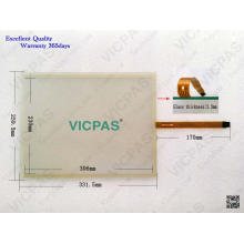 Reparo de vidro do painel da tela de toque de 6AV6 644-0AC01-2AX1 MP377-15