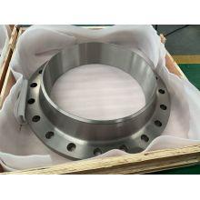 Gr2 ASME/ANSI B16.5 Titanium flange