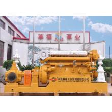 KCB5400 трансмиссионное масло насос с Дизель Enigne