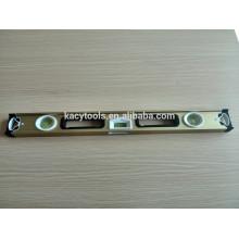 aluminium spirit level gauge