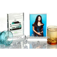 Sublimation Crystal Hot Sexy Six Pictures Cadres photo