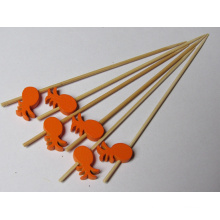 Hot-Sell Eco Bamboo Food Skewer/Stick/Pick (BC-BS1025)