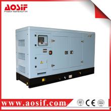 Generador de energía diesel de tipo abierto o silencioso refrigerado por agua