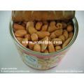 Buen Precio Tin Empaquetado Asado y Salado cacahuetes