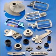 Peças de motocicleta de fundição de precisão de aço inoxidável (usinagem de peças)