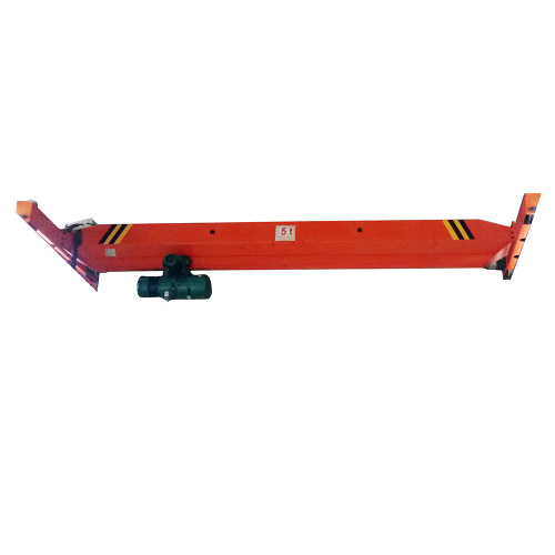 Penggunaan Workshop 5ton Single Girder Bridge Crane