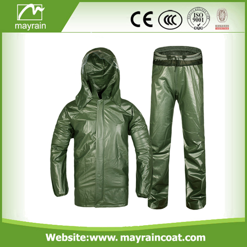 Quatlity Assured PVC Rain Suit