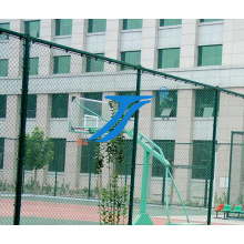 Protecting Chain Link Fence, High Quality PVC Coated
