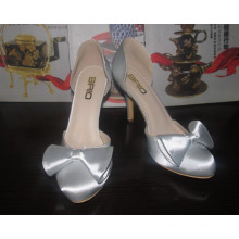 New Design Ladies High Heel Wedding Dress Stiletto (HCY02-1604)