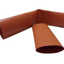 Tube de rétrécissement de la chaleur de caoutchouc de silicium d'isolation qui respecte l'environnement