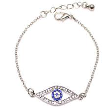 Volles Diamant-Armband des bösen Blicks (XBL13497)