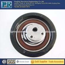 Autoteile, CNC-Bearbeitung Teile Spanner Stahl Riemenscheibe mechanisch montieren