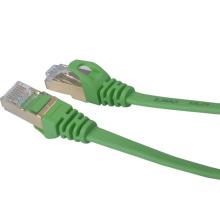 Câble Cat7 de cordon de raccordement LAN Internet plat durable
