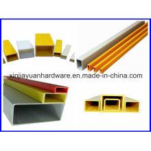 Tube FRP à haute résistance résistant aux rayons UV / tube en fibre de verre