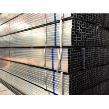 BS1387 ERW Welded Low Carbon Galvanized Steel Tube