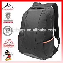 Современная Сумка черный рюкзак для ноутбука с лямками