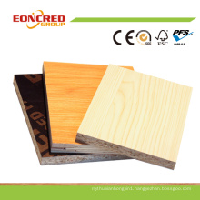 Pre Laminated Particle Board for Furniture