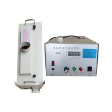Fast efficiency electronic impact ceramics electrode surface treatment plasma processor corona treatment machine for paper film