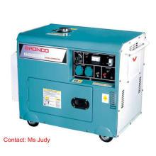 Bn5800dse / B Générateurs Diesel silencieux refroidis à l'Ail 5kw 186f