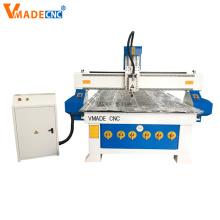 Máquina de gravura de madeira da porta do router do CNC de 3D 130cm * 250cm