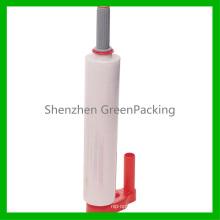 Película de estiramento por atacado plástica quente das vendas do GV & do ISO LLDPE