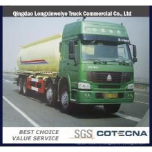 Тележки HOWO 4х2 контейнерные перевозки грузовик с прицепом