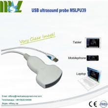 Nouvelle sonde à ultrasons Usb pour ordinateur portable dans les cliniques, les urgences et l'extérieur