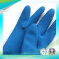 Anti-Öl-Arbeitsarbeiten Wasserdichte Latex-Handschuhe mit hoher Qualität