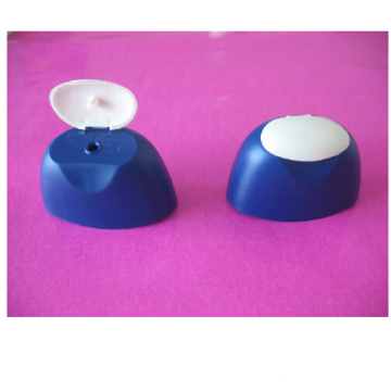 Doppelte Farbkappen ohne Plastikflasche