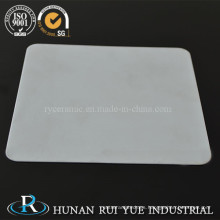 Placa eléctrica de cerámica de alúmina de alta densidad