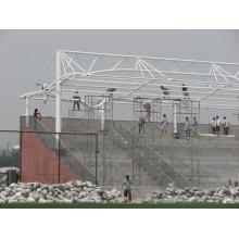 Arche Structure en acier pour le stade