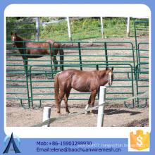 steel tube used horse panels