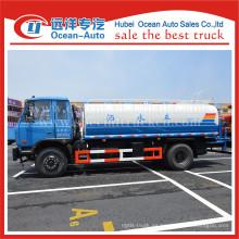 Dongfeng 4X2 camiones de aspersión de agua nueva condición