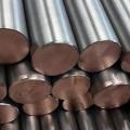 Barre de cuivre revêtue de titane