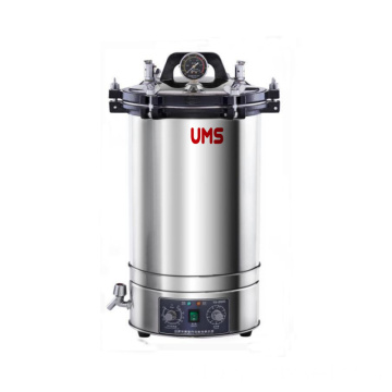 UX280D Tipe Portable Steam Autoclave Sterilizer 18-30L