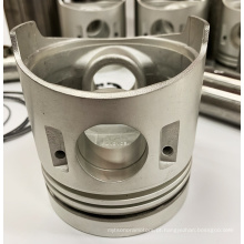 Fábrica fornece kit de reparo de motor diesel de escavadeira ISUZU