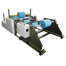 Automatic Slitting Rewinding Kraft Paper Cutting Machine Slitting Rewinder Machine