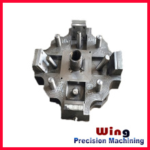 zamak plastic injection mould connector tool and die maker for auto parts