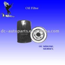 Filtro de óleo de Mitsubishi para o carro de Japão ME013343