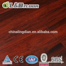 Cheap micro bevel 6mm thick lvt vinyl flooring with fiber glass