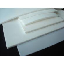 Feuille en plastique PTFE