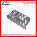 CNC Aluminum Telecom Cavity Machining Parts