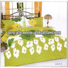 100%poly Microfibre 3d bedding set
