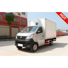 Mini camión frigorífico con congelador de 2 toneladas nuevo