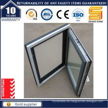 Ventana abatible de aleación de aluminio