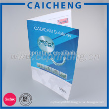 softcover catalog /booklet/pamphlet printing
