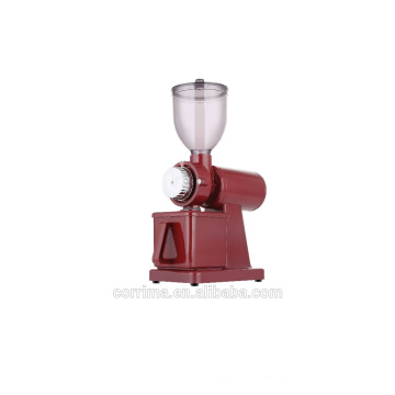 Reliable and Quiet flat burr mill Brand blade coffee grinder