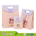 Hecho en China Custom Logo Design Printing Sweet Candy Gift Bags Paper Product